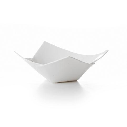 Japan skål, hvid